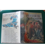 The Clue in the Embers Hardy Boys DJ - $29.99