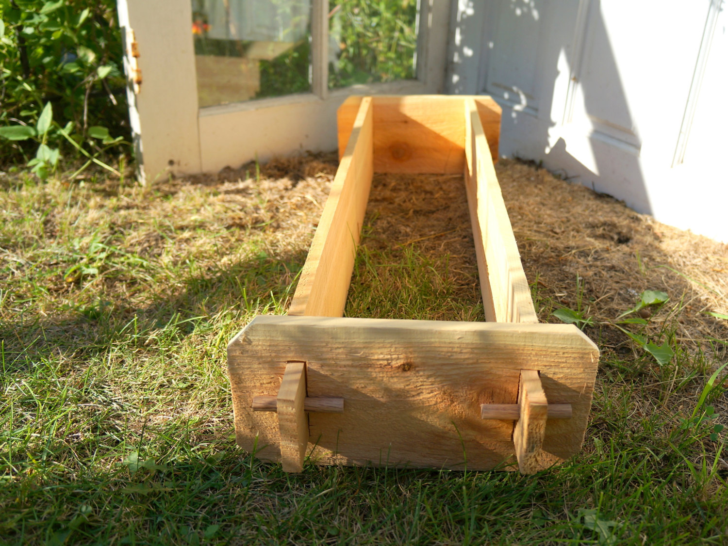 1x3 Raised Red Cedar Garden Planter Box and 19 similar items