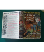 The Secret of the Lost Tunnel Hardy Boys DJ - $12.99
