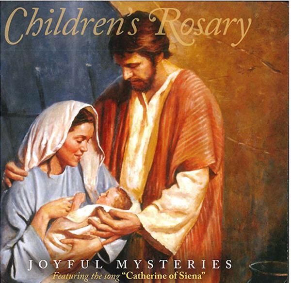Children s rosary cd   joyful mysteries