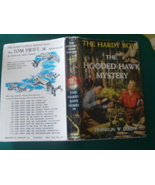 The Hooded Hawk Mystery Hardy Boys DJ - $24.99