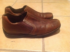 Haan Brown US Cole 10M Leather Loafers Mens Size 4Cqwz1Bwn
