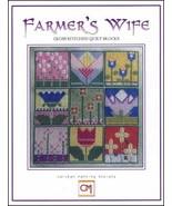 Farmers Wife cross stitch chart CM Designs  - $9.90