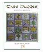 Tree Hugger cross stitch chart CM Designs  - $12.60