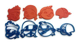 Jake and The Neverland Pirates Cookie Cutter Set - $24.99