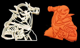 Dragonball Z Piccolo cookie cutter - $9.99