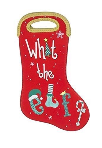 What the Elf? Stocking and Holiday Bag [Kitchen]