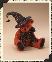 "Boyds Bear ""Witchy Boo"" #904477 - 12.5"" Witch Bear- 2007- NWT-  Retired - $19.99"