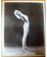 JAYNE MANSFIELD (ORIGINAL VINTAGE SEXY RARE PUBLICITY PIN-UP PHOTO) CLASSIC - $197.01