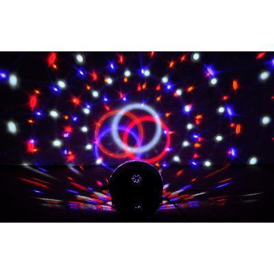 LED Light Ball - Remote Controlled - Plays MP3s