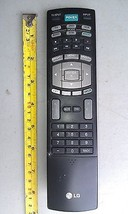 5LL41 REMOTE CONTROL FOR LG 32LB9D TV, TESTS OK, GOOD CONDITION - $17.66