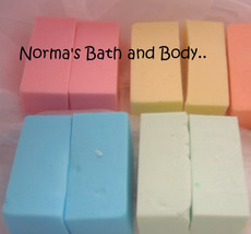 goats milk soap samples. set of 25 - $37.50