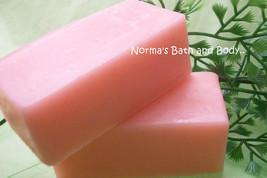 cotton candy glycerin soap sample, soap sample,... - $2.00