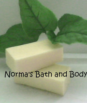banana soap sample, soap, fruity, banana, banana soap, bath, bath and bo... - $2.00