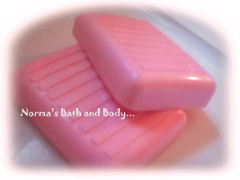 cherry goats milk soap, frutiy soap, bath and b... - $4.25