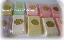goats milk glycerin soaps. set of 10 - $50.00