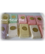 goats milk glycerin soaps. set of 10 - $50.00