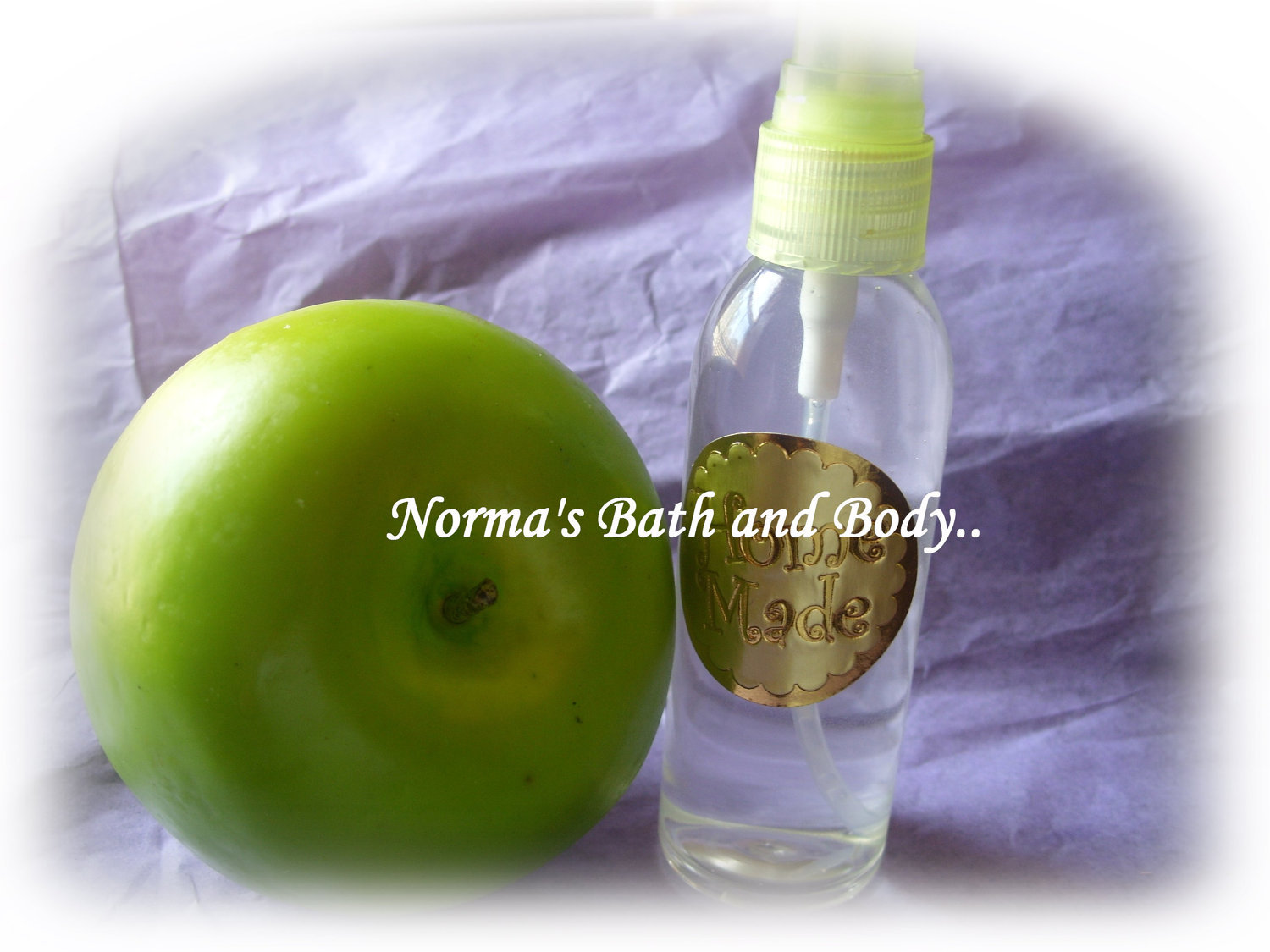 apple body spray