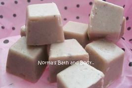 chocolate  fudge soaps. set of 10 - $4.25