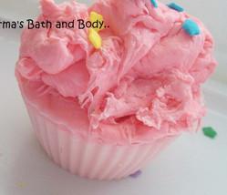apple cupcake soap - $4.25