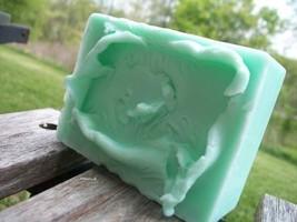 Cucumber melon goats milk glycerin soap, soap, ... - $4.99