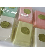 wholesale bulk glycerin soaps. pack of 100 - $275.00