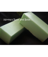 cucumber melon glycerin soap sample, soap, bath and body, health and bea... - $2.00