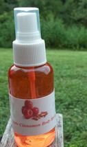 apple cinnamon body spray, body spray, beauty, mist, bath and body, apple cinnam - $5.00