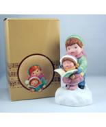 Vintage Avon Joy to the World porcelain musical... - $20.00