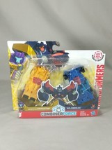 Transformers RID Robots in Disguise 2017 Combiner Force Dragstrip & Wildbreak - $19.00