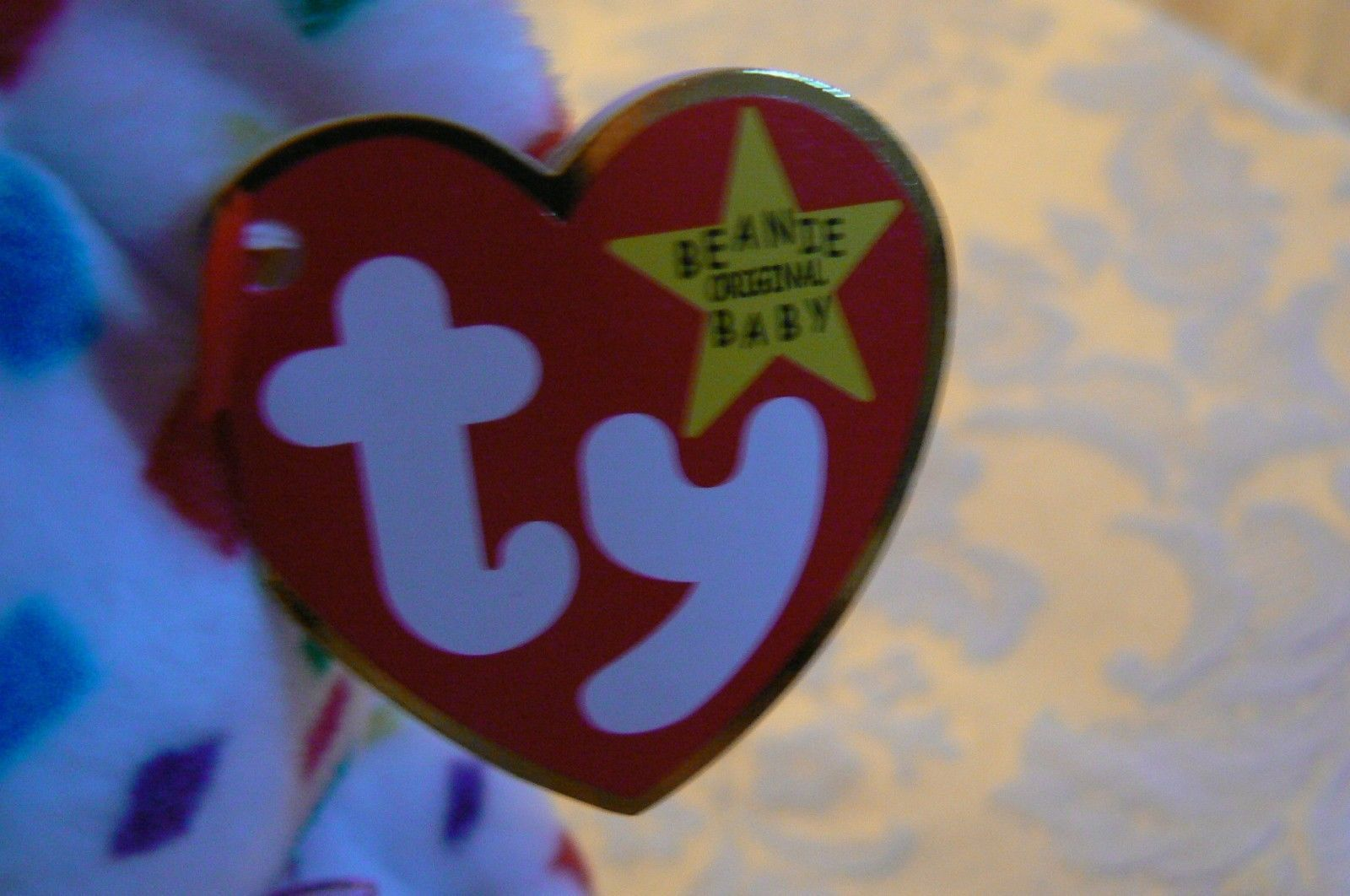 Vintage Ty Beanie Babies Ty 2k 1999/2000 Errors #1 image 7
