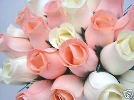 Special Gift for Her - 1 Dozen Handmade Wooden Roses Bouquet FREE Shippi... - $15.99