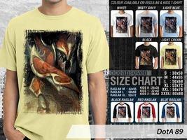 T Shirt Nyx Assassin DotA2 Theme Many Color  - $9.99+