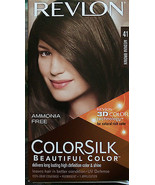 Revlon Medium Brown Revlon Colorsilk - 1 Application - $10.66
