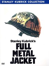 FULL METAL JACKET  MATTHEW MODINE DVD RARE - $4.95