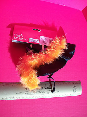Rubies Pet Costume Dog Medium Large Witch Hat Halloween Holiday Black Accessory