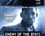 ENEMY OF THE STATE DVD REGINA KING  RARE