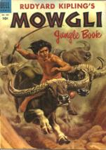 RUDYARD KIPLING'S MOWGLI JUNGLE BOOK - DELL FOUR COLOR 582 - 1954 - Good... - $6.99