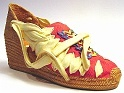 "Espadrille ""Pacha"" in ibiza Disco Beverly Feldman Spanish Just the Right Shoe"