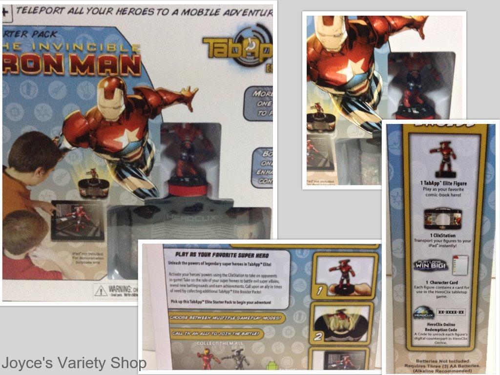Ironman collage