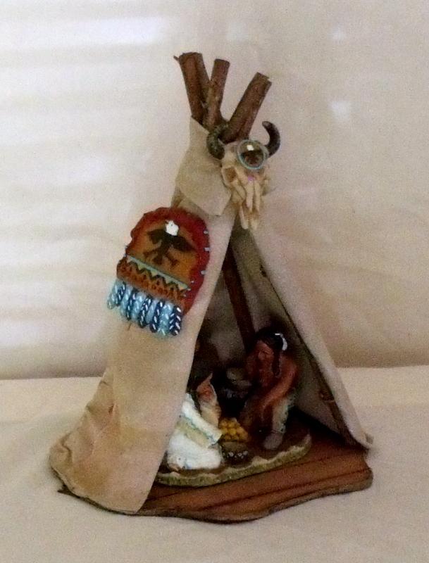 Native American Indian Tee Pee