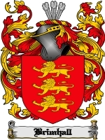 Primary image for Brimhall Family Crest / Coat of Arms JPG or PDF Image Download