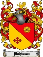 Primary image for Buhlman Family Crest / Coat of Arms JPG or PDF Image Download