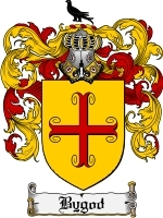 Primary image for Bygod Family Crest / Coat of Arms JPG or PDF Image Download