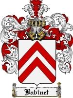 Babinet coat of arms download
