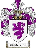 Balderston coat of arms download