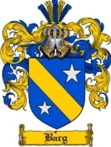 Barg Family Crest / Coat of Arms JPG or PDF Image Download - $6.99