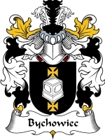 Primary image for Bychowiec Family Crest / Coat of Arms JPG or PDF Image Download