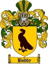 Boddy Family Crest / Coat of Arms JPG or PDF Image Download - $6.99