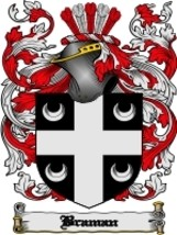 Braman Family Crest / Coat of Arms JPG or PDF Image Download - $6.99